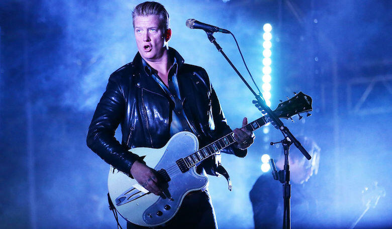 Queens of the Stone Age's Josh Homme Is Releasing a Christmas Single