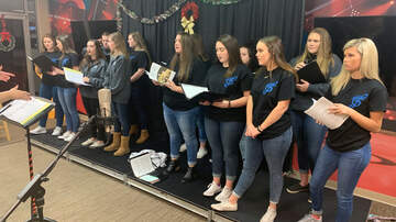 Christmas Live - Colleton Prep Performs