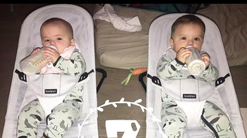 Ryan Seacrest - Sisanie's Twins Are 7 Months Old! Get the Latest Update