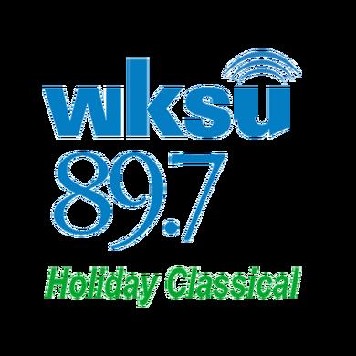 WKSU Holiday Classical logo
