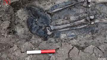 Coast to Coast AM with George Noory - 500-Year-Old Skeleton Found Still Wearing Boots