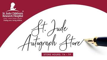 Features - St. Jude Autograph Store