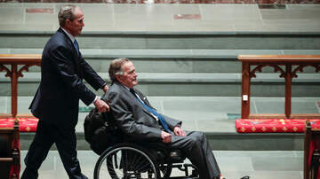 The Morning Rush - Memorial Service For President George H.W. Bush Today At National Cathedral
