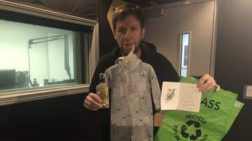 Bobby Bones - A Microwave, Cash, Beer and Golf Clubs Were Included In The Gift Exchange