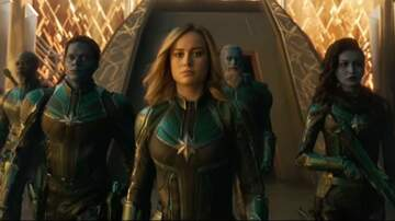 "Niko - Marvel Studios' Captain Marvel | ""Born Free"" TV Spot"