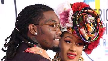 Zach Boog - Cardi B and Offset back together!