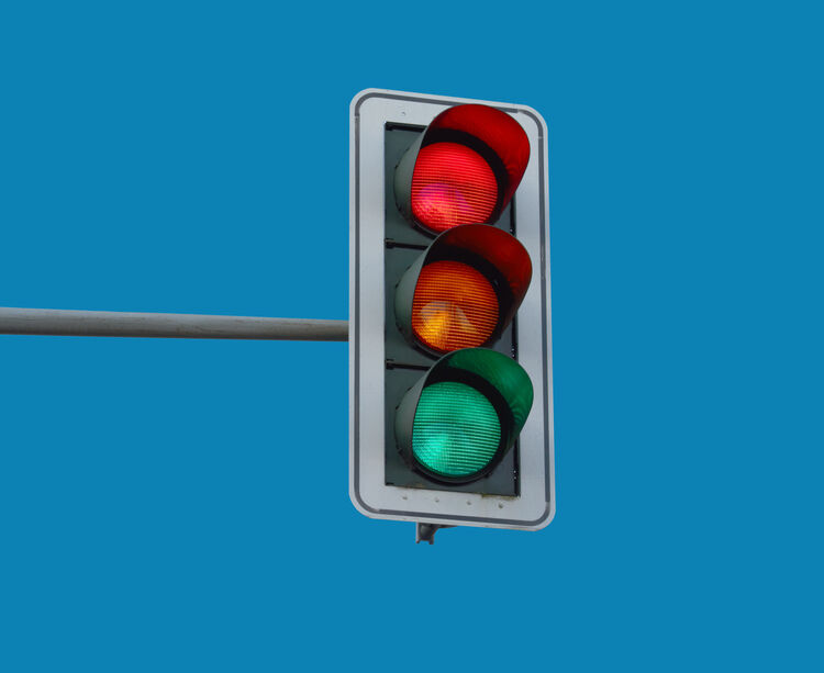 Traffic Light Getty Images