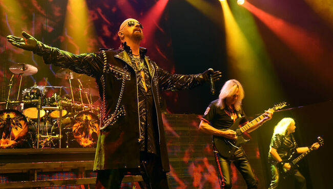 Judas Priest Extends North American Firepower Tour in 2019