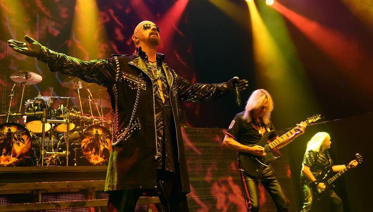 Judas Priest Extends North American Firepower Tour in 2019