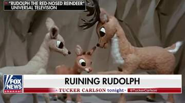CK - 'Rudolph the Red-Nosed Reindeer' TV special of bullying, bigotry