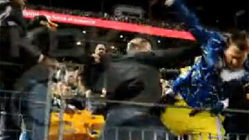 Sports Top Stories - Steelers Fan Choked Pregnant Chargers Fan In The Stands