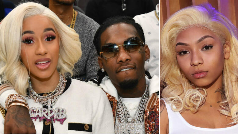 Is Rapper Cuban Doll At The Center of Cardi B & Offset's Split?