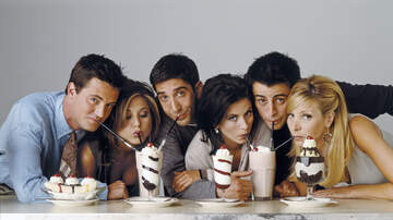 Music News - Netflix Paid An Insane Amount Of Money To Keep 'Friends' On Netflix