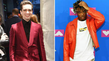 Trending - Brendon Urie Goes Hip Hop With Juice WRLD Feature