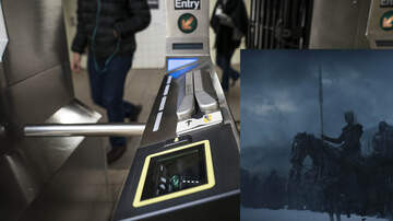 Len Berman and Michael Riedel in the Morning - 'Game of Thrones' MetroCards Are Here