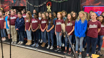 Christmas Live - Moultrie Middle School Performs
