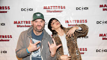 DC101 Office Party - Mattress Warehouse Gallery - Meg Myers Meet & Greet