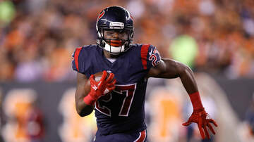 Sports Desk - Texans Activate Running Back Foreman