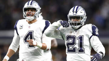 Sports Desk - Cowboys Home For Next Game Against Eagles