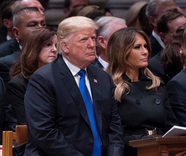 ABC News Joked About Trump's Future Funeral During HW Bush Memorial (video)