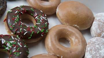 None - How to get a DOZEN Krispy Kreme donuts for $1!