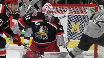 The Insider - Griffins Beat Rampage For Sixth Straight Win