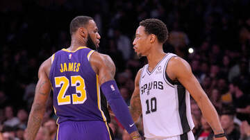 Sports Desk - Lakers Battle Past Spurs