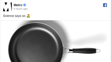 Steve - Non-Stick Fry Pans Lead To Smaller Penises