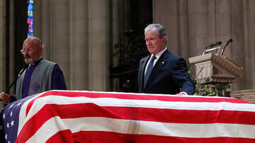 The Morning Rush - Saying Goodbye To George H.W. Bush: What's Next?
