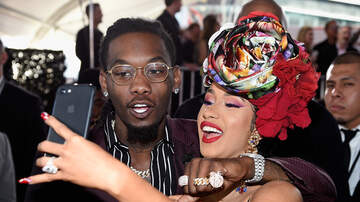 Mike Evans - Cardi B caught her hubby setting up a Threesome