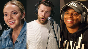 Bobby Bones - Brett Eldredge Covers Queen, Jimmie Allen Talks Cousin's Story For St. Jude