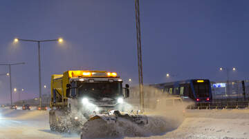 Storm Watch VC - NCDOT Crews Working Around the Clock to Clear Roads