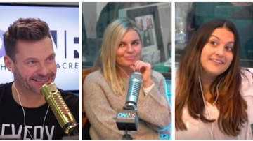 Ryan Seacrest - Ryan Calls Tanya's Exes On-Air After Finding Out Her Dating Habits