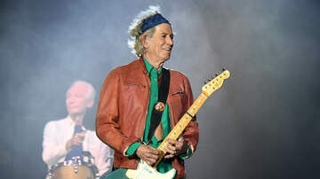 Ken Dashow - Keith Richards Says The Rolling Stones Could Release New Album in 2019