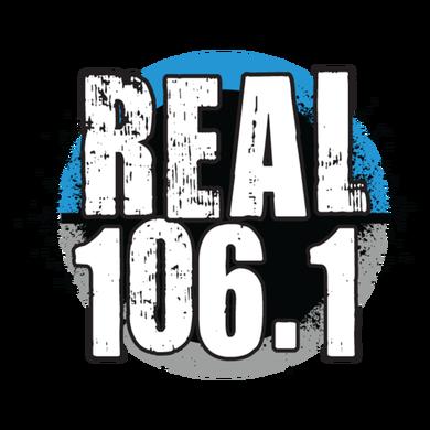 Real 106.1 logo