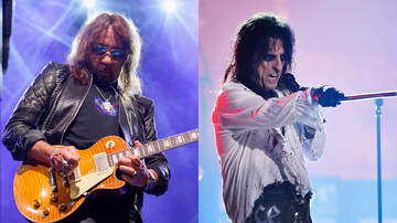 Rock News - Ace Frehley Says He's Planning 2019 Tour With Alice Cooper