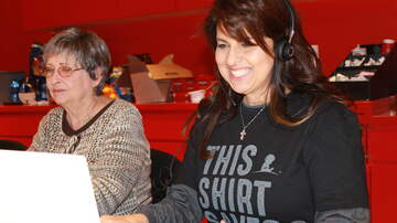 Kathi Yeager - Behind The Scenes At Our St. Jude RadioThon
