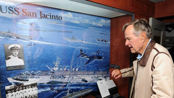 Dan Caplis Show - USS GHW Bush Aircraft Carrier Crew Honors Namesake