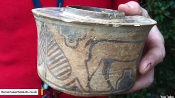 Coast to Coast AM with George Noory - Man Used 4,000-Year-Old Pot as a Toothbrush Holder