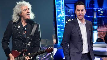 Ken Dashow - Brian May Says Casting 'Borat' Actor as Freddie Mercury Was Near-Disaster