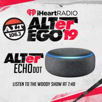 Win an Echo Dot and Qualify to Hang at ALTer EGO in L.A. on January 19th!
