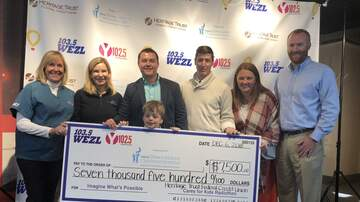 Cares for Kids Radiothon - PHOTOS: Radiothon Sponsors Giving Back to MUSC Children's Hospital
