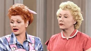 Lori - 'I Love Lucy' Christmas Special Returns With A Whole New Look
