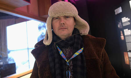 Rock News - Billy Corgan's Not Happy About the Baby It's Cold Outside Ban