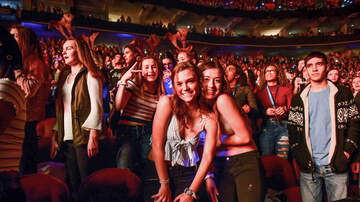 Jingle Ball - Q102 Jingle Ball 2018 Crowd Cam Photos