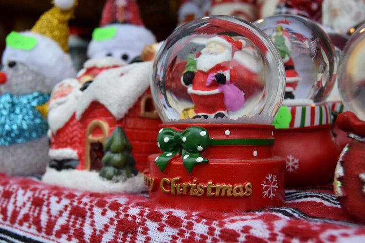 Christmas Getty RF