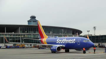 Nina Chantele - Southwest Airline Flight Rolls Off The Runway At California Airport