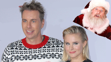 Entertainment News - Dax Shepard And Kristen Bell Make 'Controversial' Christmas Choice For Kids