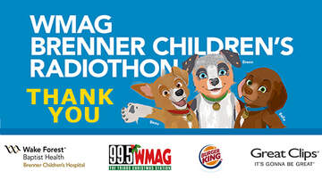 Brenner Children's Radiothon - Thank You To All Of Our Brenner Heroes