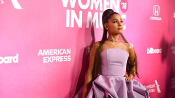 The JV Show - Ariana Grande Fights Back Tears in Woman of the Year Speech